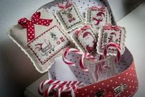Ornements de Noël N°1 Tralala