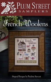 Plum Street Samplers French Woolens