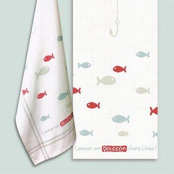 A017 Comme un poisson dans l'eau