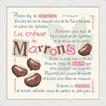 G031 Crème de marrons