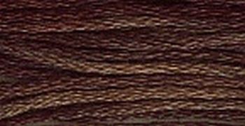 GA Sampler Threads Dark Chocolate 1170