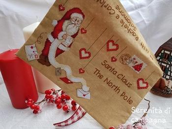 Serenita di Campagna Letterina di Natale CV111