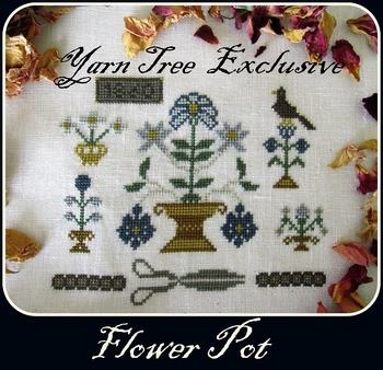 Nikyscreations Flower pot