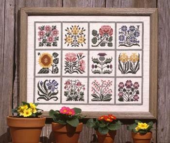 PS A Prairie Garden  Reimpression