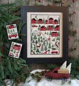 PS Christmas Tree Fram Reimpression