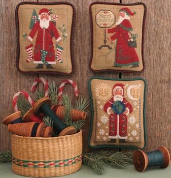 PS Santas revisited  VI Reimpression