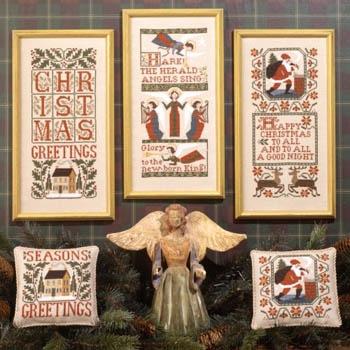 PS Christmas Sampler II Reimpression