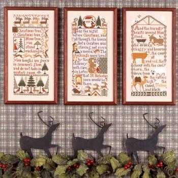 PS Christmas Sampler  Reimpression