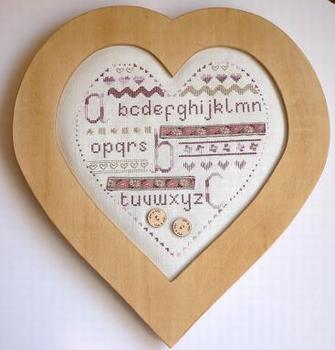 Coeur Romance LCQB