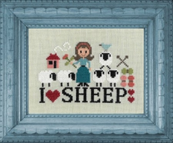 I love sheep FT84