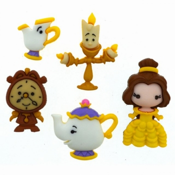 Dress it up Belle and Friends