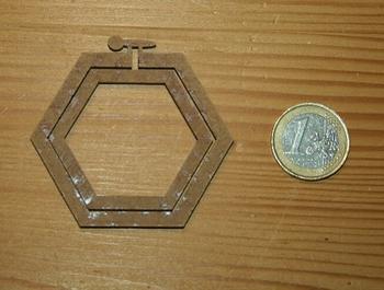 Mini Tambour Héxagone Grand Modèle