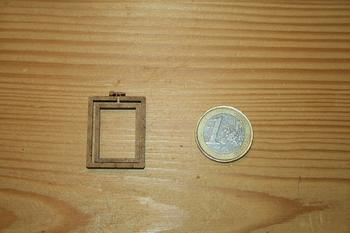 Mini Tambour Rectangulaire Portrait Petit Modèle