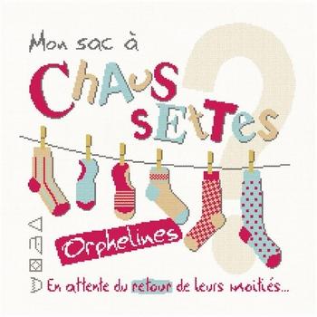 SAC 12 Les Chaussettes Orphelines