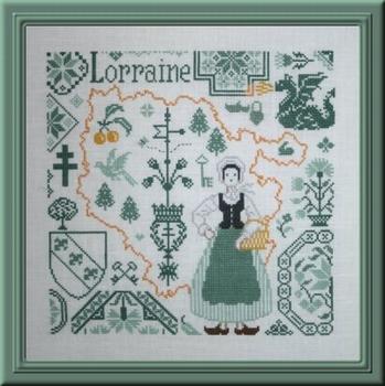 Jardin Privé Quaker de Lorraine QC15