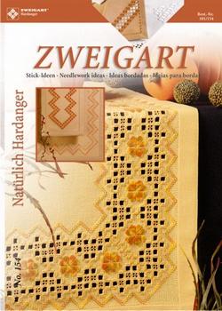 Zweigart n°102/154 Natürlich Hardanger