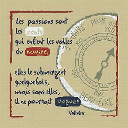 A003 Les passions...