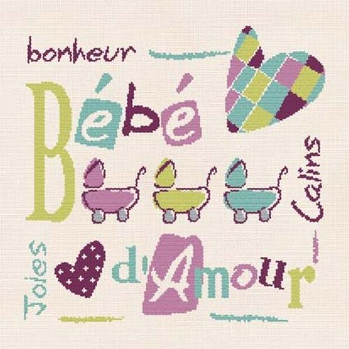 B005 Bébé d'Amour