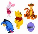 Dress it up Winnie the Pooh