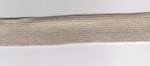 Tresse lin 25mm par 50 cm