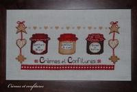 Serenita di Campagna Crèmes et confitures CV24