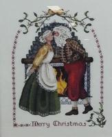 Serenita di Campagna Merry Christmas CV98