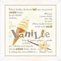 G033 La Glace à la Vanille