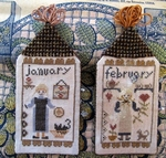 Nikyscreations Amish Girls Series January, February
