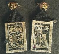 Nikyscreations Amish Girls Series November/December