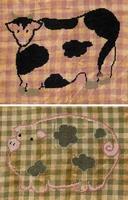 La mucca e il maiale Paola Gattiblu
