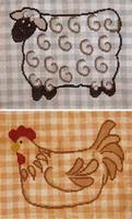 La pecora e la gallina Paola Gattiblue