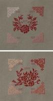 Nuances roses 3 et 4 Paola Gattiblu
