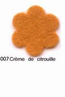 Feutrine Crème de Citrouille CP007