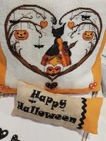 Serenita di Campagna Cuori di Halloween CV106