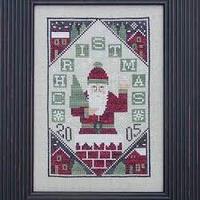 Prairie Schooler Here comes Santa Claus