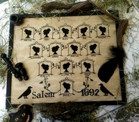 Salem 1692 Rovaris