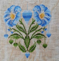 Bouquet Blu Paola Gattiblu