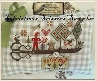 Nikyscreations Christmas Scissors Sampler