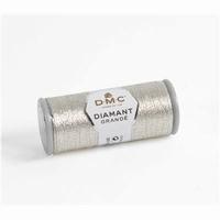 DMC Fil Diamant Grandé G168 Argent clair