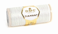 DMC Fil Diamant D5200 Blanc