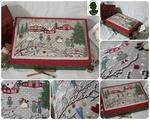 Sara Guermani Christmas Snowfalls