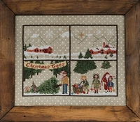 Sara Guermani Christmas Window 6