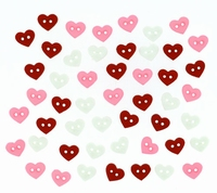 Dress it up Micro Valentines Hearts