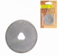 Lame de rechange pour cutter rotatif 45mm plate