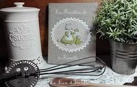 Carnet de recette Petits Chats, Le Lin d'Isabelle