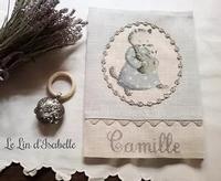 Carnet de Santé Chat, Le Lin d'Isabelle
