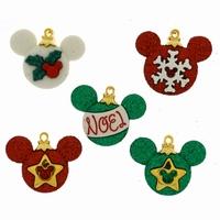 Dress it up Mickey Ornaments
