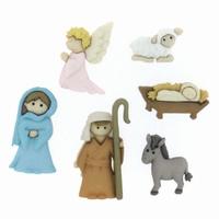 Dress it up Nativity