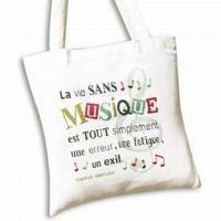 SAC11 Sac de Musique