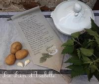 Soupe d'Ortie, Le Lin d'Isabelle